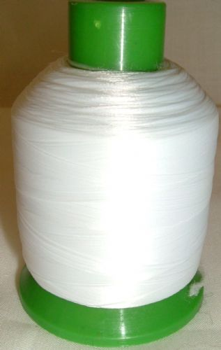 Woolly Nylon Overlocker Machine Sewing Thread White BLB03.099